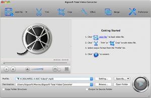 نرم افزار Bigasoft AVCHD Converter