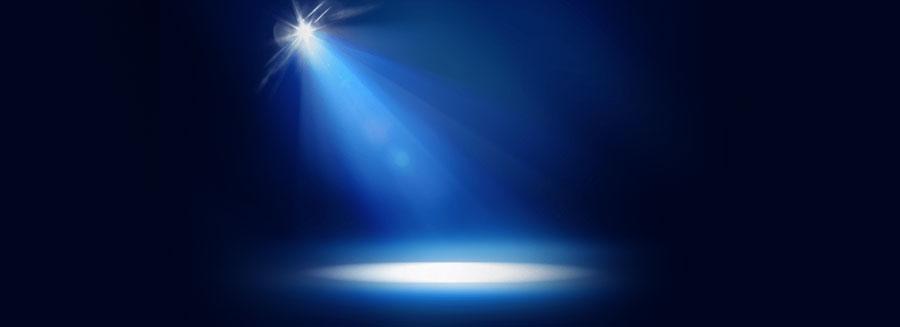 نور نورافکنی (spot light)