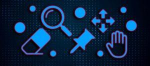 برای یادگیری هر نرمافزاری در قدم اول باید ابزارهای برنامه و کابرد آنها را بشناسید.