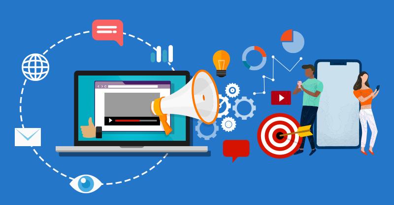 اهمیت ویدیو در مارکتینگ